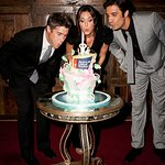 Dave And Odette Annable Blow Out Cancer At Birthday Bash