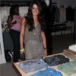 Shenae Grimes And Patrick Schwarzenegger Attend Charity T-Shirt Launch