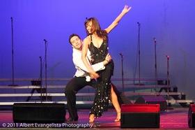 Dmitry Chaplin & Karina Smirnoff