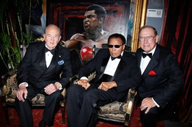 Honorees General Lyon, Muhammad Ali and Ambassador Argyros