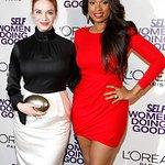 Jennifer Hudson And Christina Hendricks Honored At Women Doing Good Awards