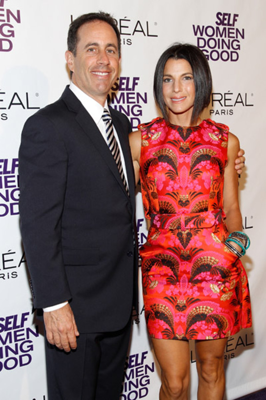 Jerry & Jessica Seinfeld