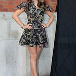 Kelly Brook Slithers For PETA