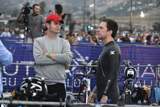 Rainn Wilson and Ed Helms