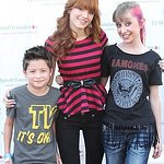 Bella Thorne, Caroline Sunshine And Adam Irigoyen Support The TJ Martell Foundation