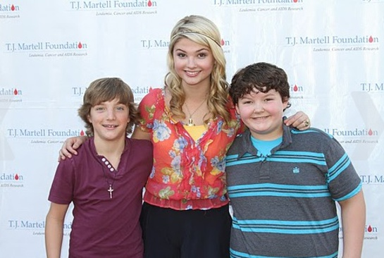Jake Short, Stephanie Scott, Aedin Mincks