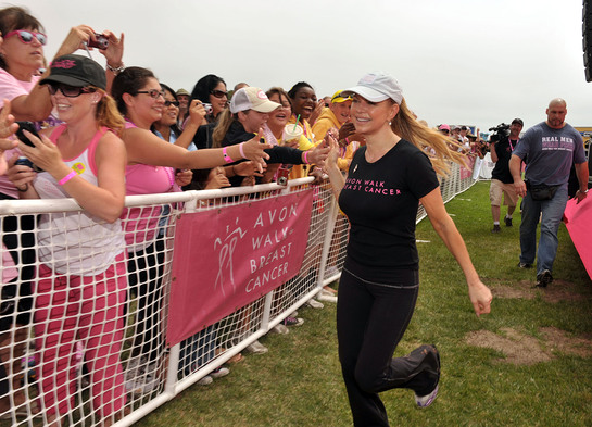Fergie Breast Cancer Run