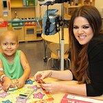 Photos: Khloe Kardashian Visits Children's Hospital Los Angeles
