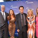 Diane Lane And Josh Brolin Honored At Oceana SeaChange Party