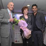 John Stamos Attends Cancer Charity Event