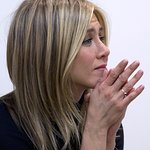 Jennifer Aniston Visits Breast Cancer Center