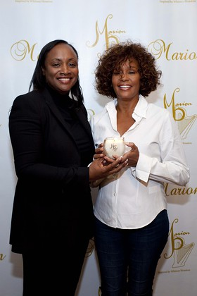 Pat & Whitney Houston