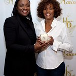 Whitney Houston Launches Charity Candles