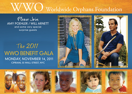 World Wide Orphans 2011 Gala