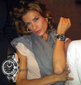 Julien Collot Foundation Elisabetta Canalis