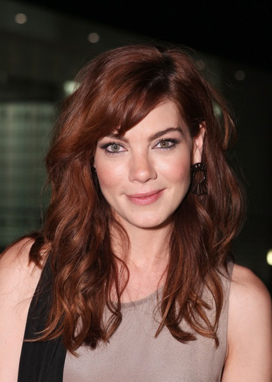Michelle Monaghan at CTAO Event