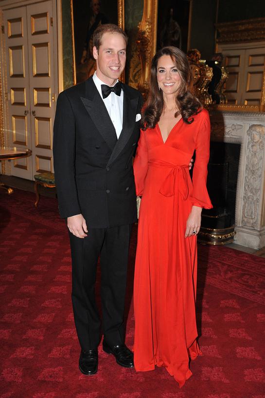 Duke and Duchess of Cambridge at Child Bereavement Charity Event