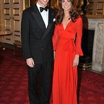 Duke And Duchess Of Cambridge Attend Charity Dinner