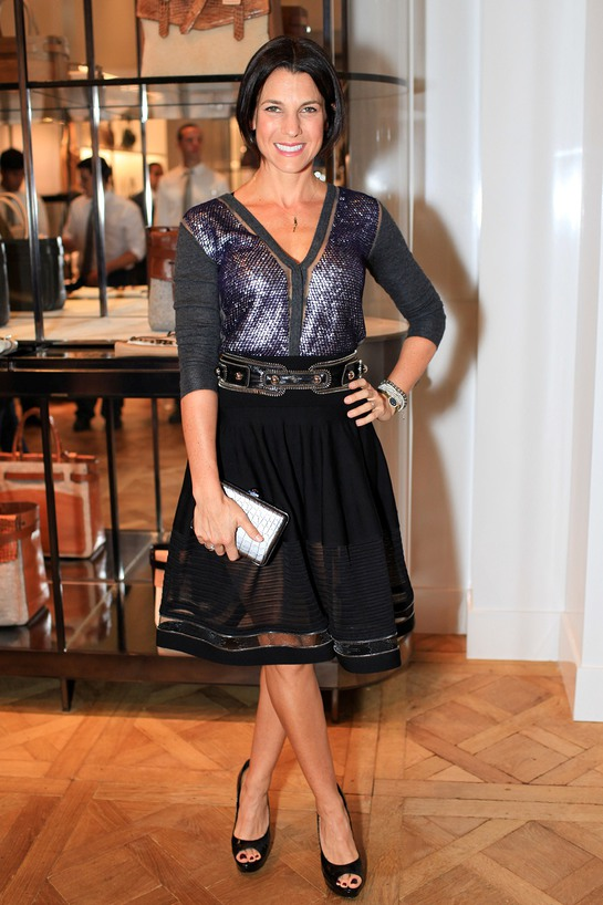 Jessica Seinfeld at Baby Buggy Event