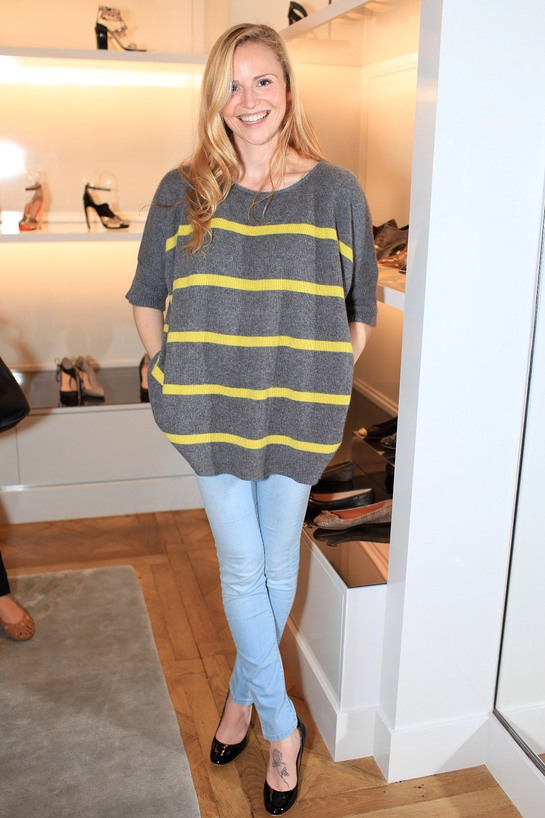 Rosie Pope at Baby Buggy Event
