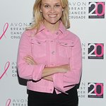 Reese Witherspoon Recognizes Breast Cancer Awareness Month In New York