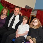 Dragons' Den Star Visits London's First Children's Hospice