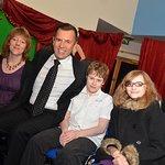 Dragons' Den Star Visits London's First Children's Hospice