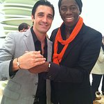 Gilles Marini Helps Launch Charity Bracelets