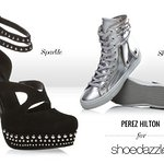Perez Hilton Designs Charity Shoes