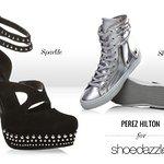 Perez Hilton Designs Charity Shoes