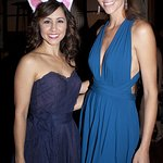 Tricia Helfer Attends Celebrity Charity Fur Ball