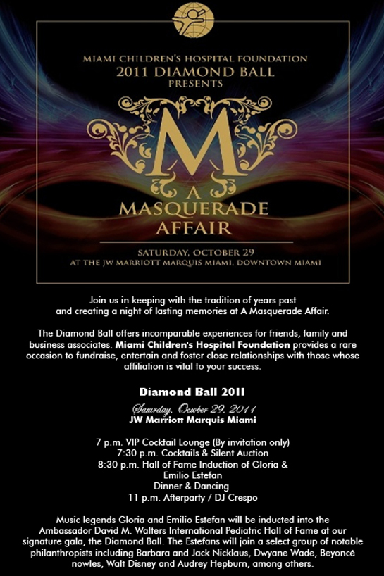Diamond Ball 2011