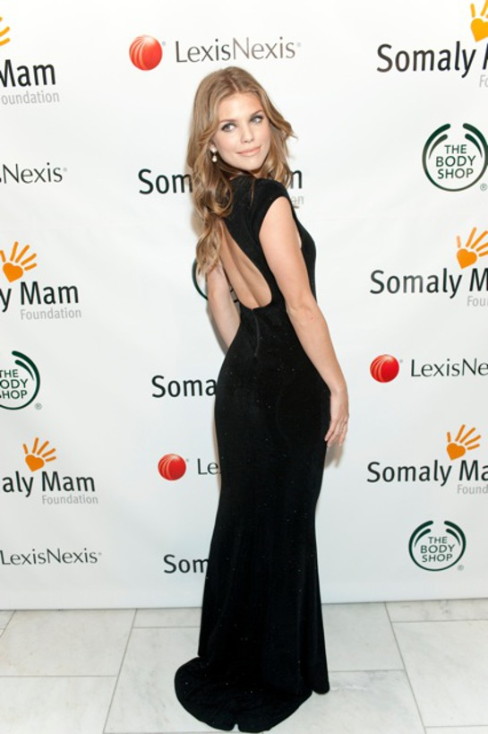 AnnaLynne McCord at Somaly Mam Event
