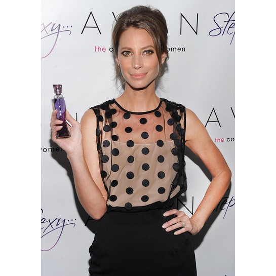 Christy Turlington at Step Into Sexy Launch