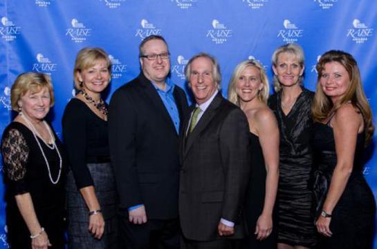 National Stroke Association's 2011 RAISE Awards Winners.