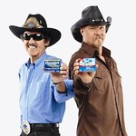 Trace Adkins And Richard Petty Team Up For Charity