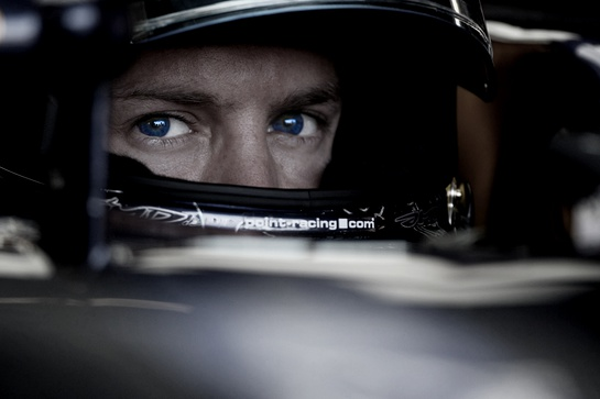 Sebastian Vettel's Eyes on F1 photo