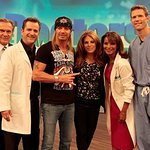 Bret Michaels Visits The Doctors To Talk Diabetes