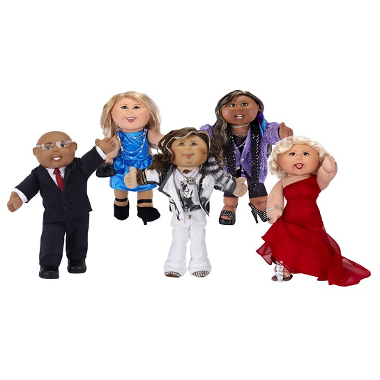 Celebrity Cabbage Patch Kids