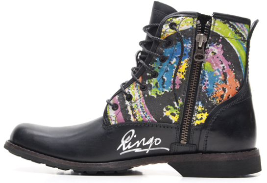 Ringo Starr's Boots
