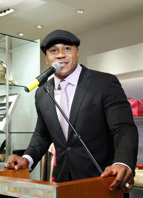 LL COOL J helps auction more than $100K for American Cancer Society and Long Island Cares at Hirshleifers