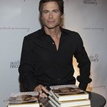 Rob Lowe Speaks At Recovery Center Benefit Event