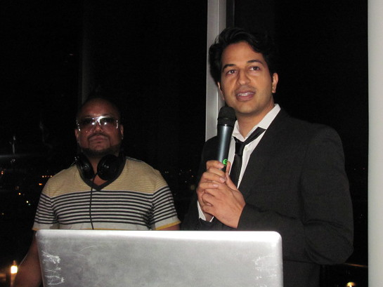 apl.de.ap DJs at Charity Dreams Launch