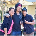 Nikki Sixx Visits Wounded Warriors At Army Medical Center