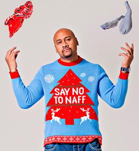 Jonah Lomu Say No To Naff