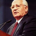 Mikhail Gorbachev Croons For Charity