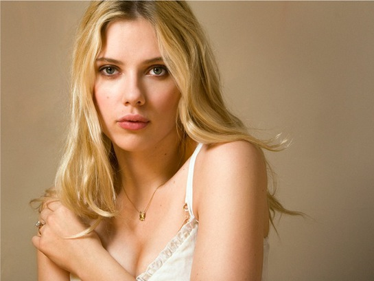 Scarlett Johansson Partners With Neff