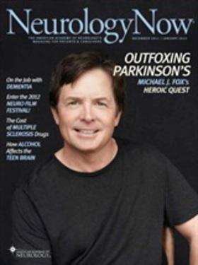 Neurology Now Michael J Fox