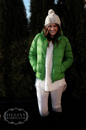 Jillian Harris Coat Drive