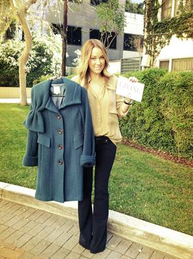 Lauren Conrad Coat Drive